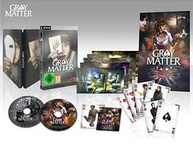 Gray Matter Collector's Edition